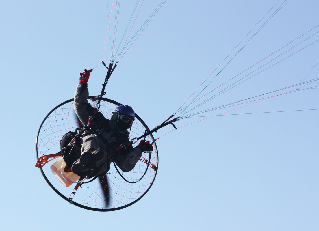 Paramotors by Sky Country
